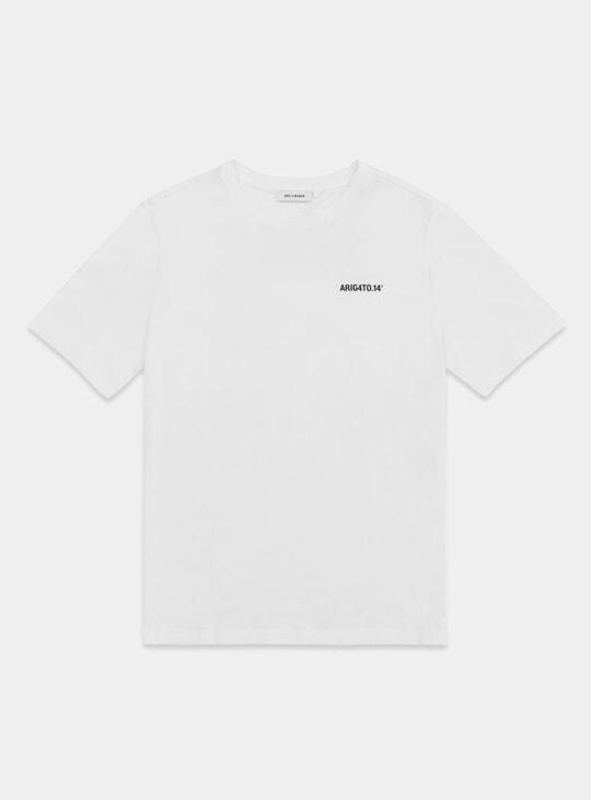 White EST14 T Shirt
