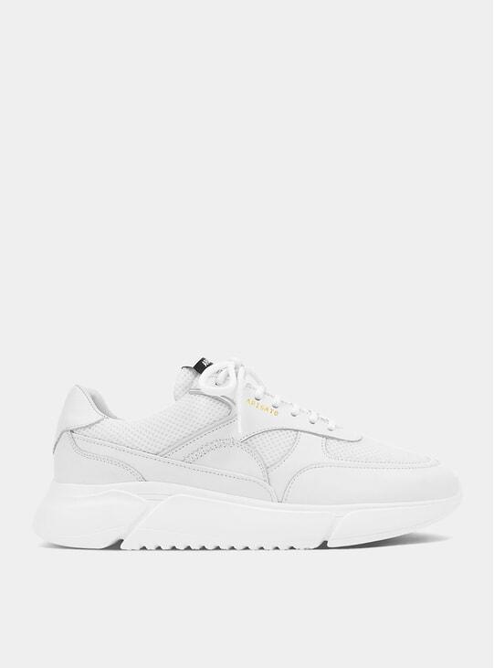 White Genesis Sneaker