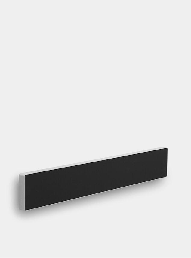Silver / Black Besound Stage Soundbar