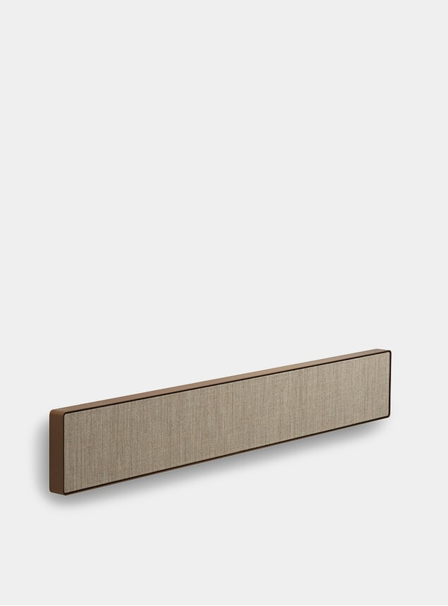Bronze Tone / Warm Taupe Besound Stage Soundbar