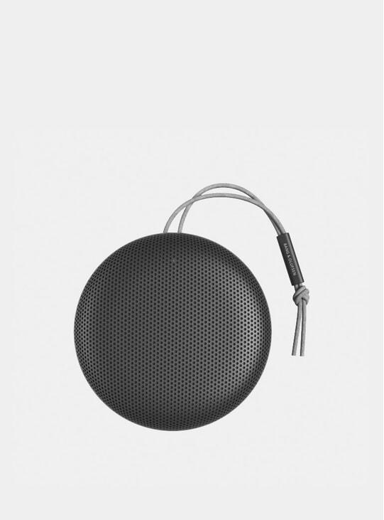 Black Anthracite Beosound A1 2nd Gen Portable Speaker