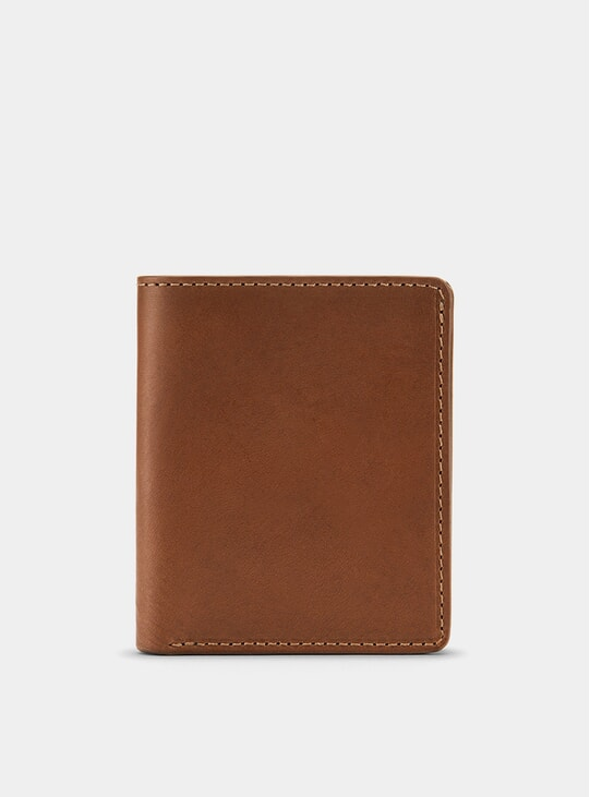 Brown Clerkenwell Wallet