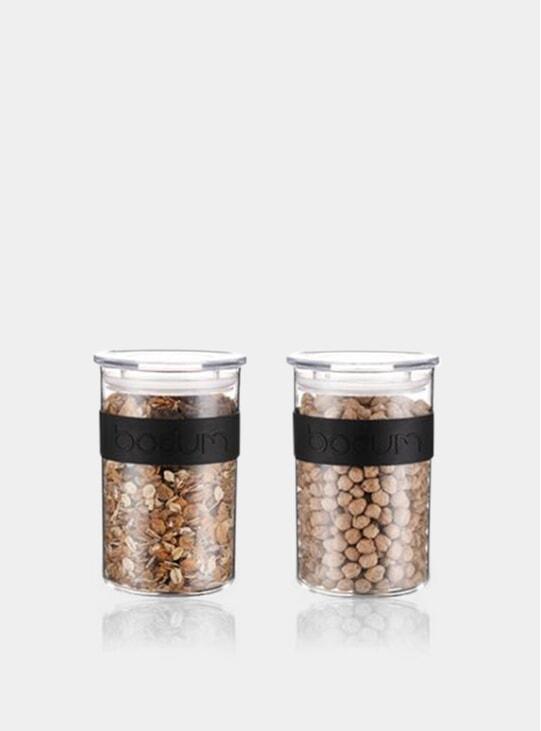 Presso 2 pcs Storage Jar