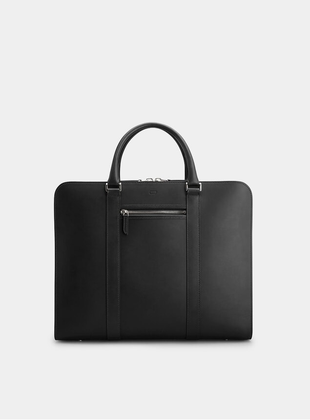 Black / Grey Palissy 25 HR Briefcase
