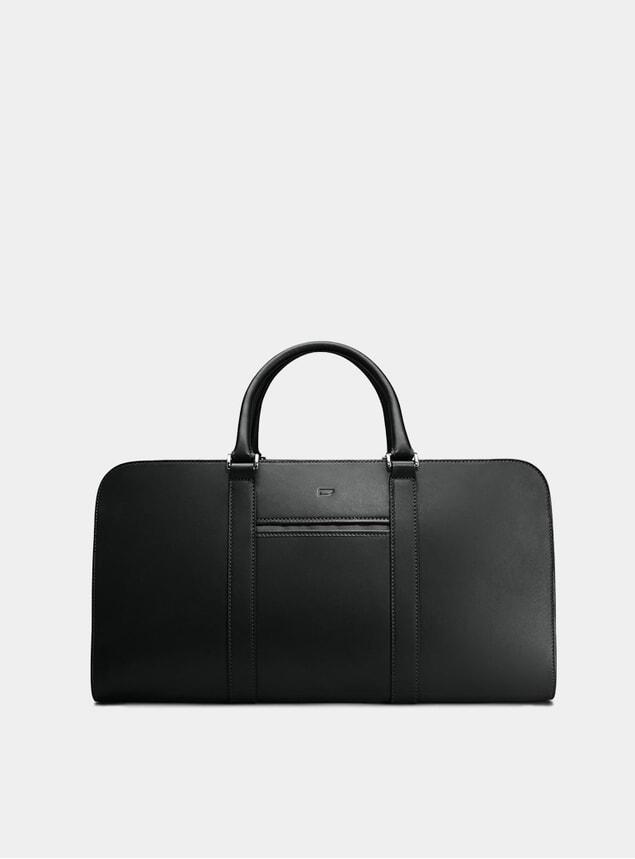 Black / Grey Palissy Weekend Bag