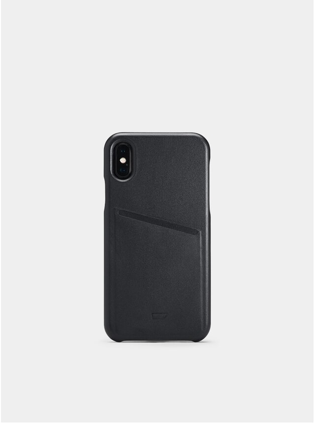 Black iPhone Pocket Case