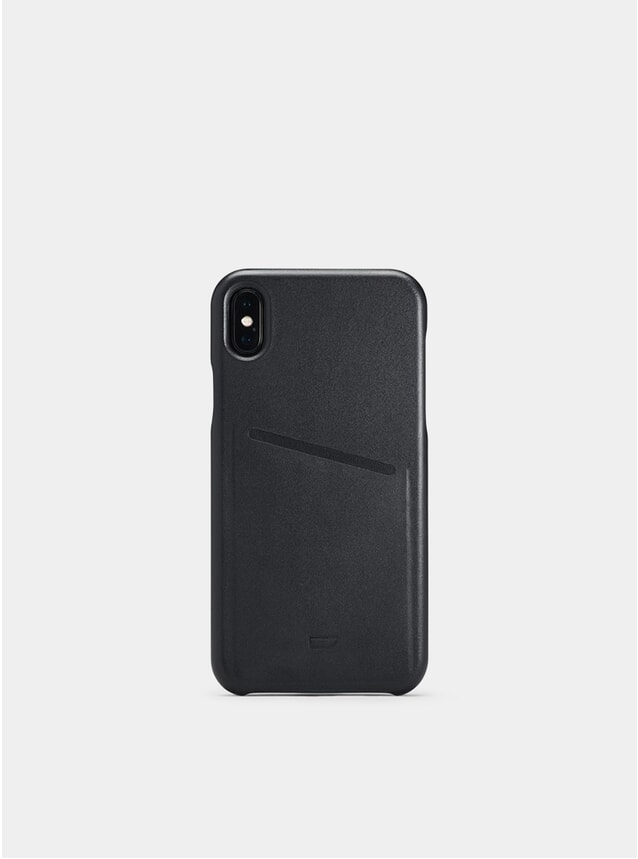 Black iPhone XR Pocket Case