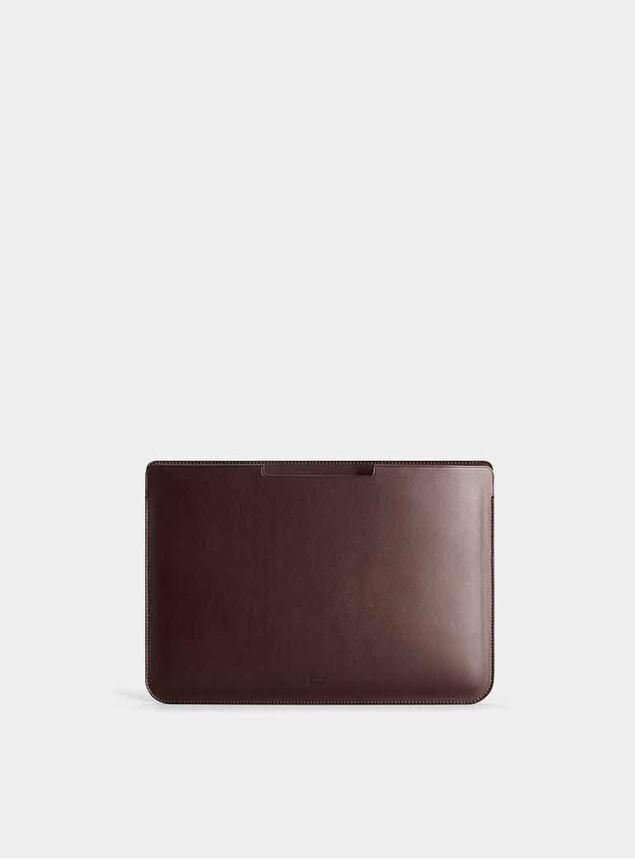"Chocolate 12"" Walton MacBook Pro Sleeve"