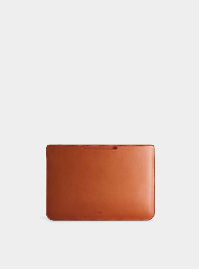 "Cognac 12"" Walton MacBook Pro Sleeve"