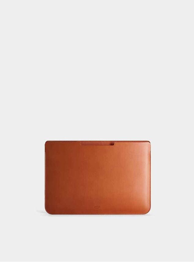 """Cognac 13"""" Walton MacBook Pro Sleeve"""