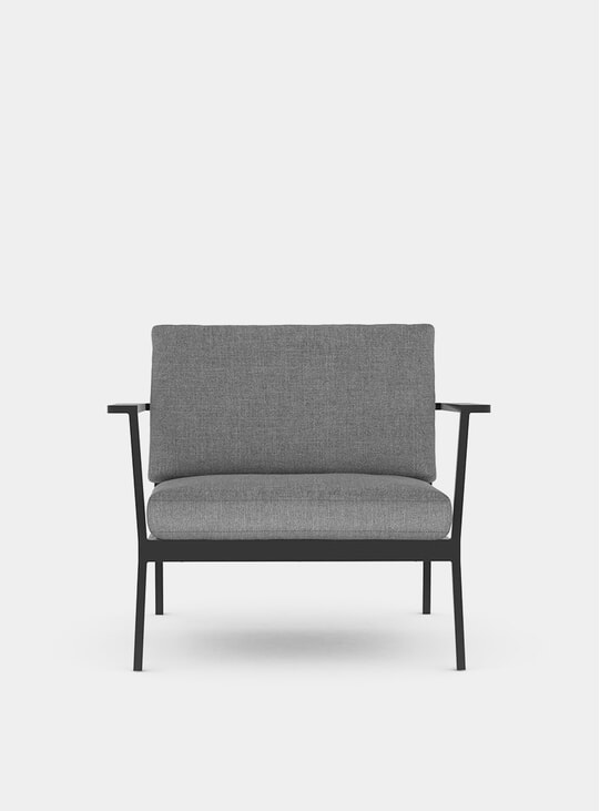 Eos Sofa Armchair by Matthew Hilton