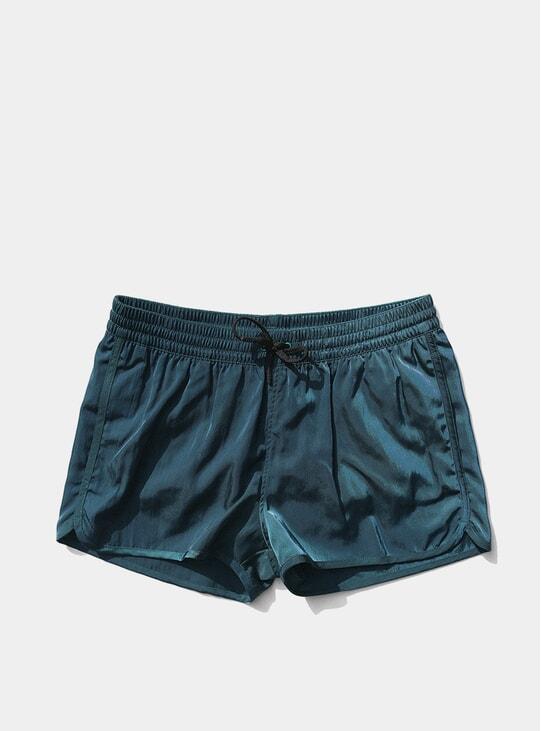 Bellagio Blue Econyl Swim Shorts