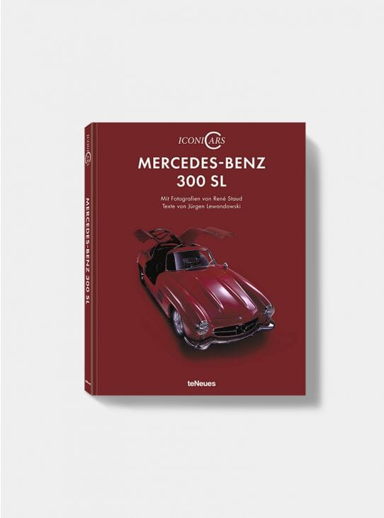 IconiCars Mercedes-Benz 300 SL Book