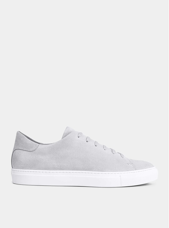 Grey Suede Noberto Sneakers