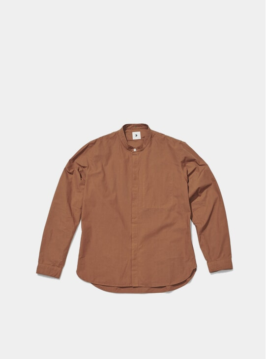 Rusty Cotton Zen Shirt