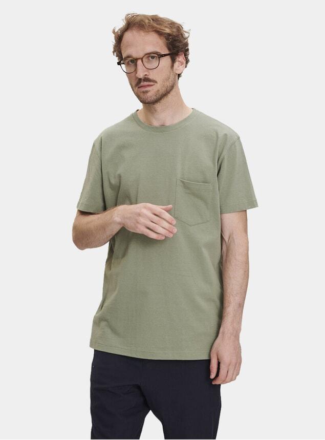 Sage Japanese Jersey T Shirt