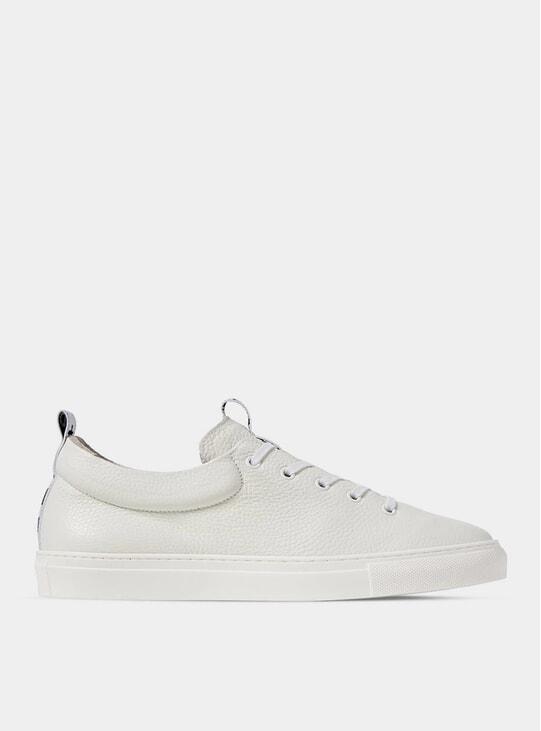 White Drake Clean Sneakers