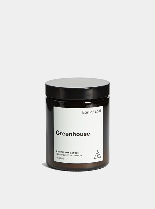 Greenhouse Soy Wax Candle