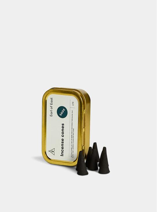 Sage Incense Cones