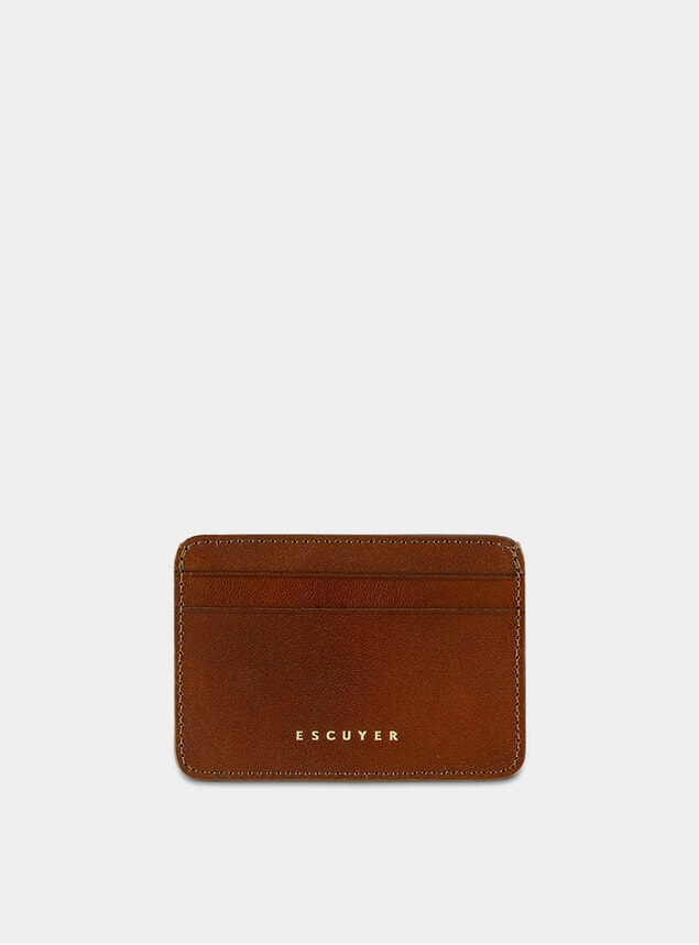 Light Brown Cardholder