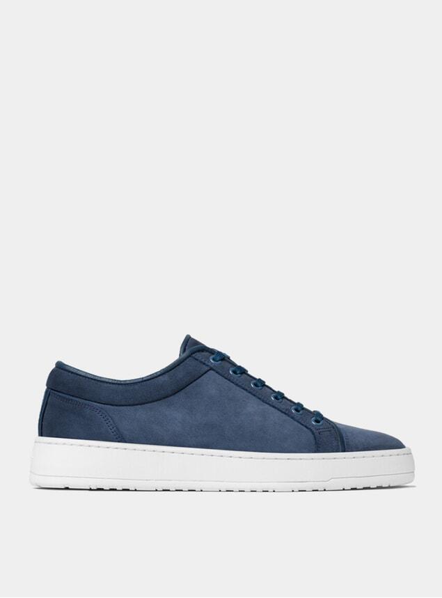 Marine Blue LT 01 Sneakers