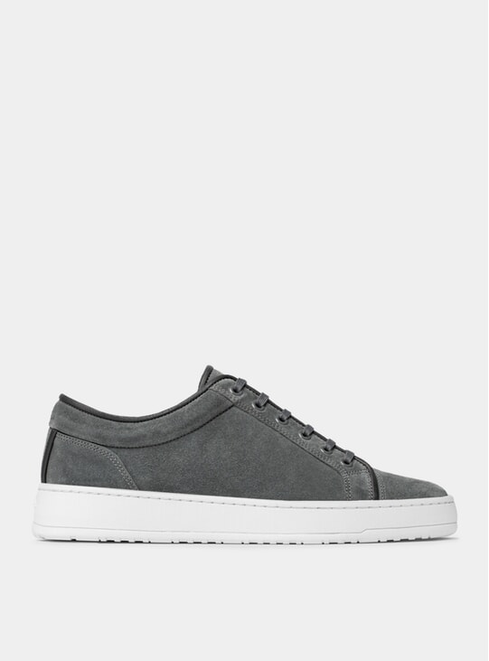 Steel Grey LT 01 Sneakers