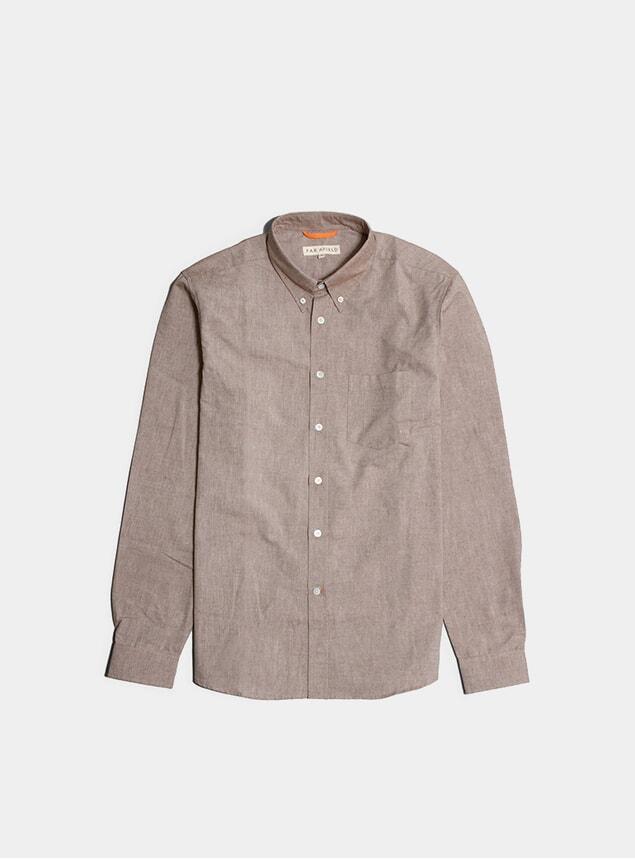 Tierra Brown Field L/S Shirt