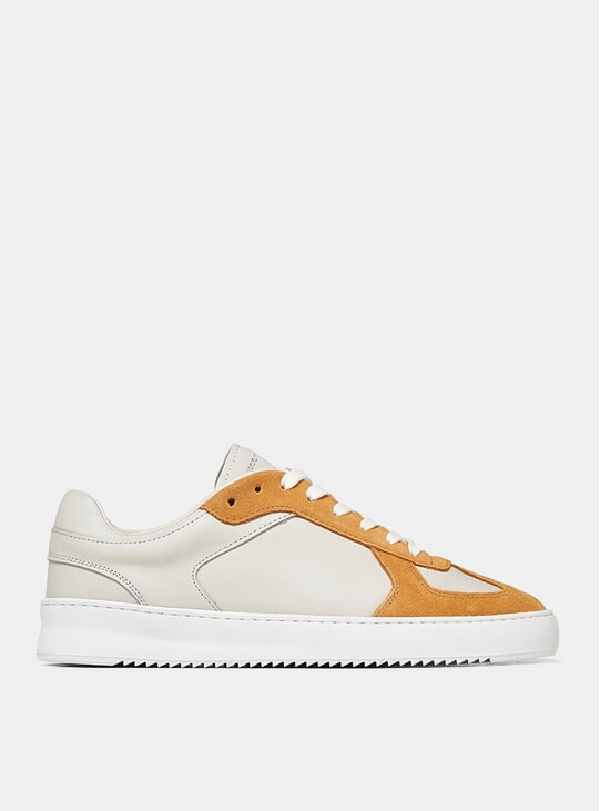 Yellow Field Pipple Pine Sneakers
