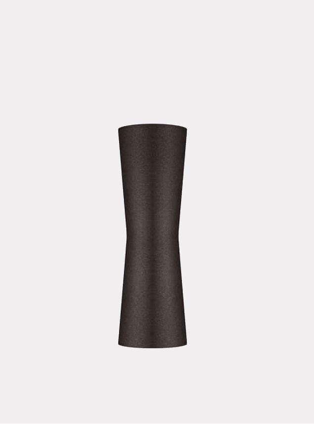 Dark Brown Clessidra Wall Lamp