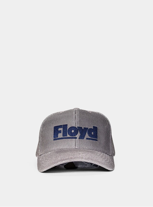 Curb Grey Floyd Baseball Cap