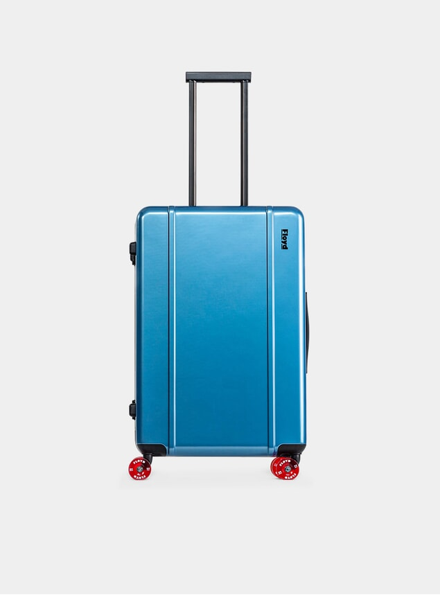 Pacfic Blue Check-In Suitcase