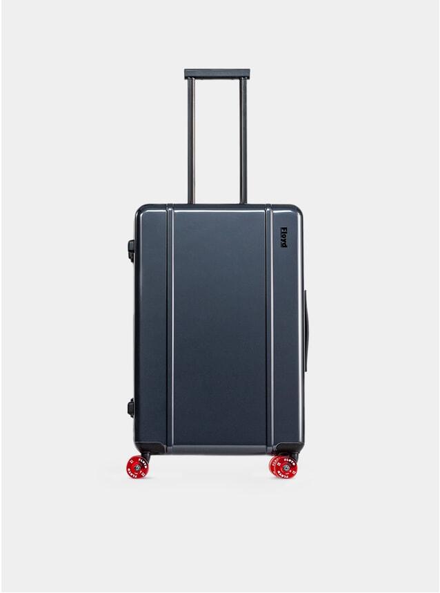 Tarmac Grey Check-In Suitcase