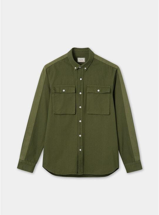 Army Buck Shirt