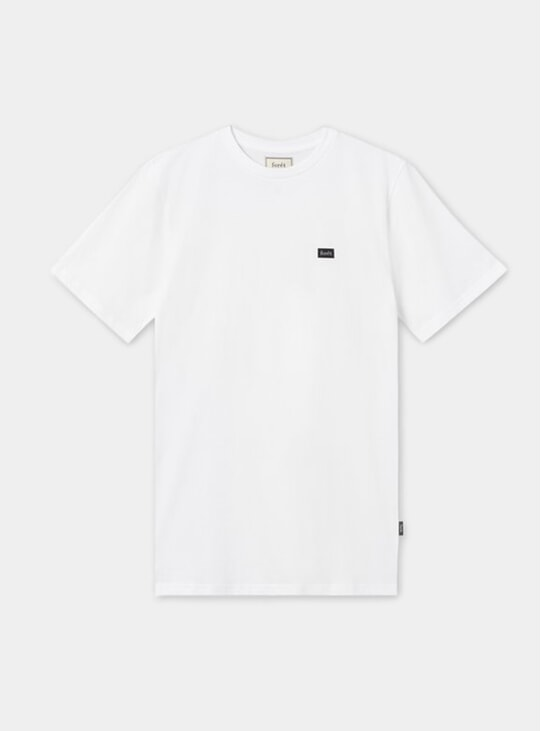 White Stamp T Shirt
