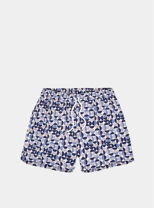 Navy / Smoke Grey Shade Sport Swim Shorts
