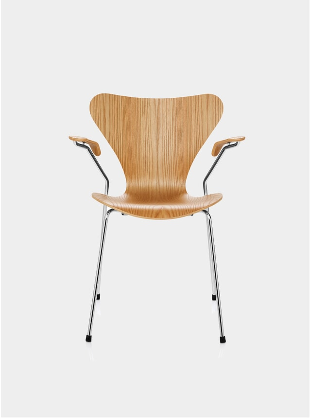 Clear Lacquer Series 7 Chair