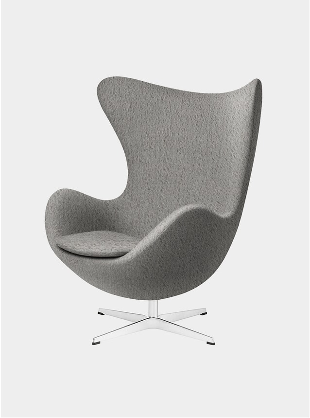 Beige EGG Lounge Chair