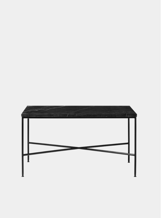 Charcoal Marble Planner Rectangular Coffee Table