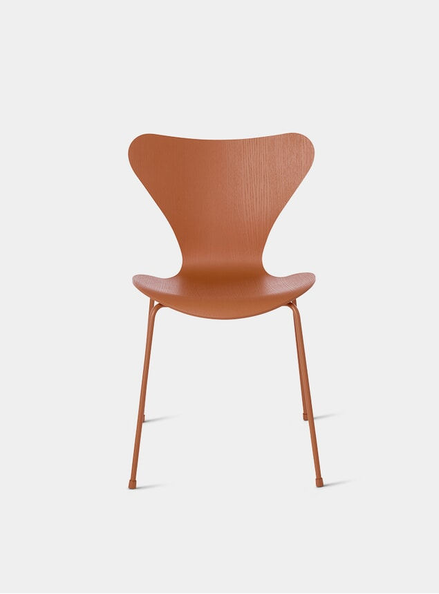 Chevalier Orange Series 7 Chair