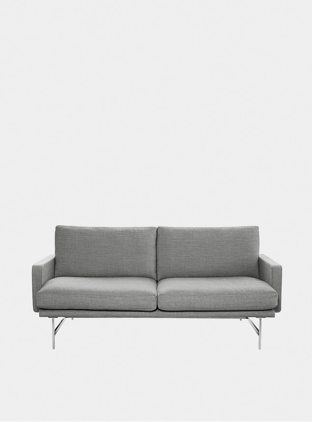 Grey Fabric Lissoni Sofa