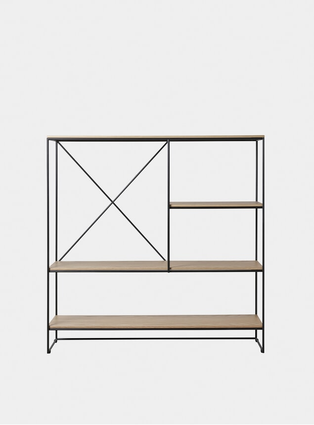 Medium Planner Shelving System