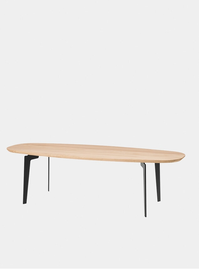 Solid Oak FH61 Join Table