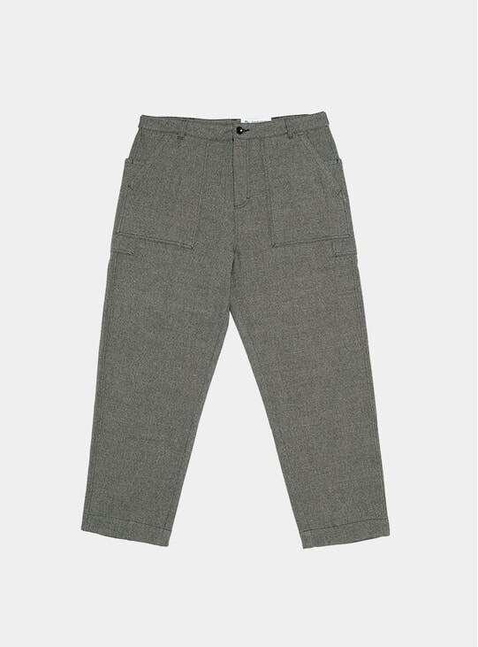 Dark Grey Storage Pants