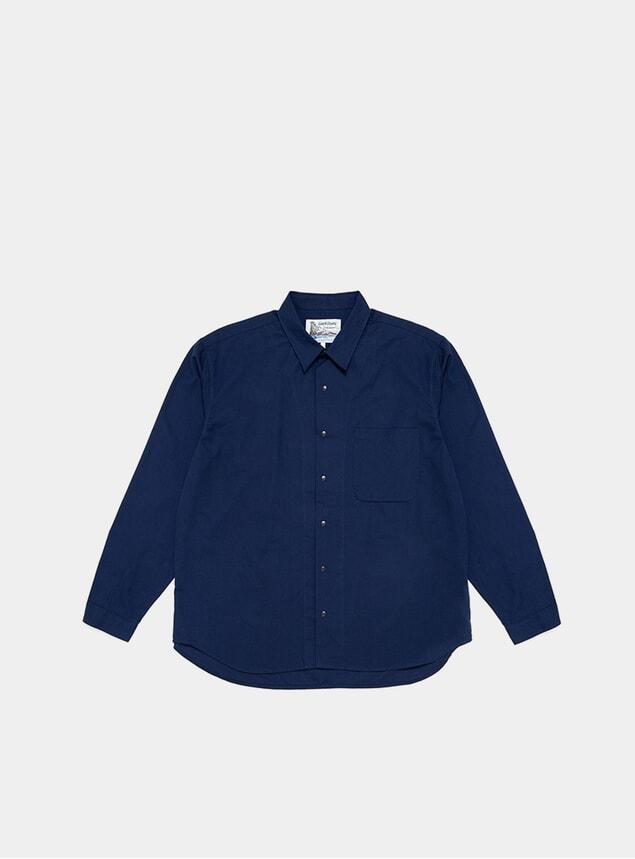 Navy Coolmax Shirt
