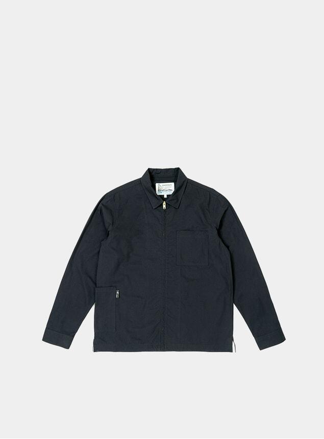 Navy Lazy Shirt
