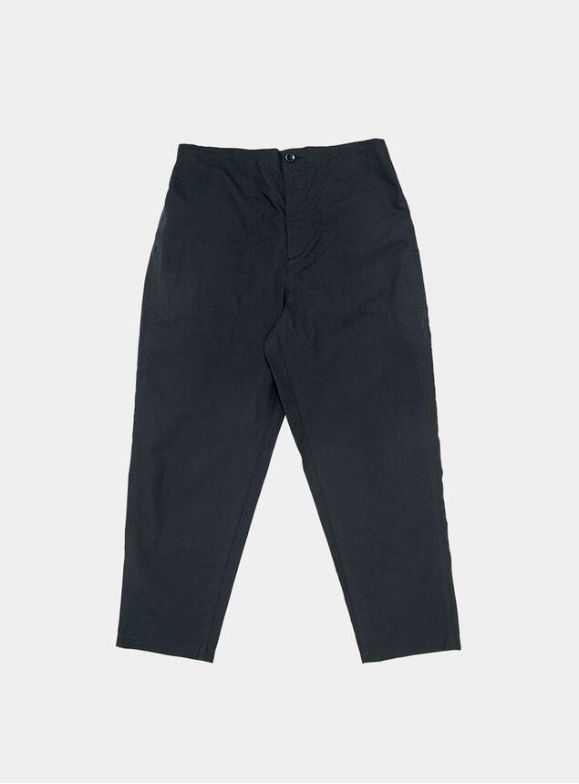 Navy Work Easy Pants