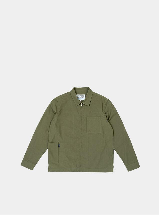 Olive Lazy Shirt