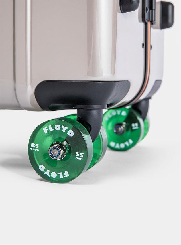 Green Floyd Wheel Set