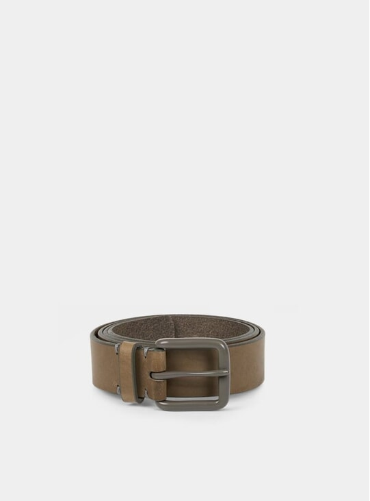 Form Grey / Grey Modernist Belt