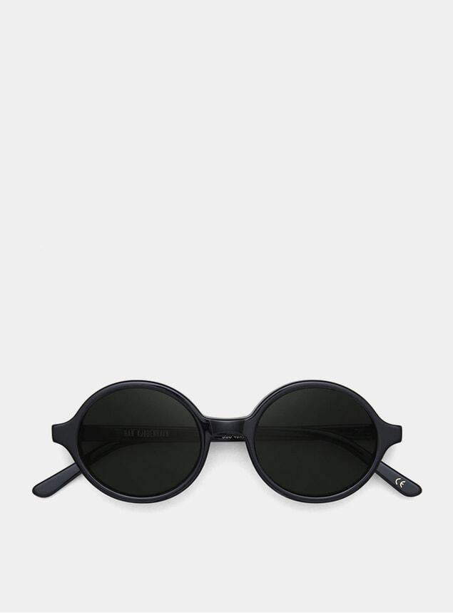 Black Doc Sunglasses